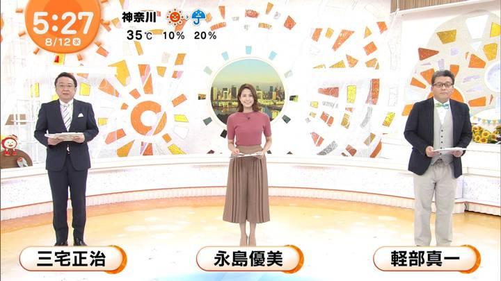 2020年08月12日永島優美の画像04枚目