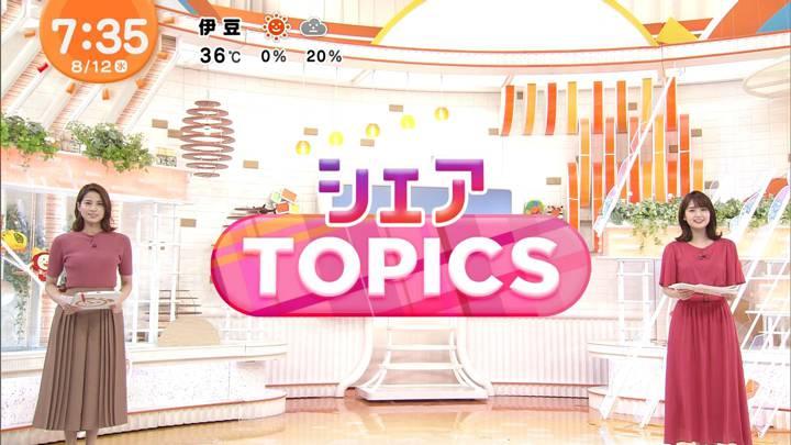 2020年08月12日永島優美の画像13枚目