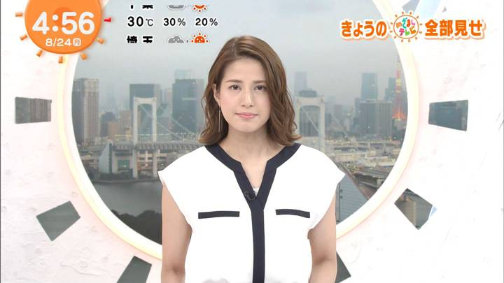 2020年08月24日永島優美の画像01枚目