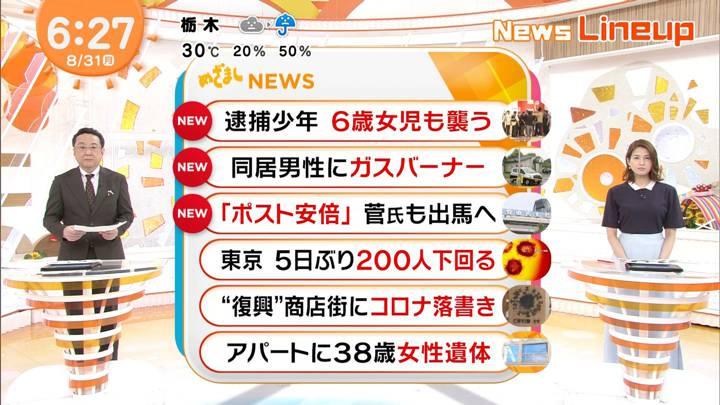 2020年08月31日永島優美の画像10枚目