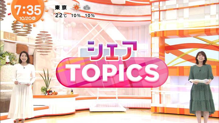 2020年10月20日永島優美の画像12枚目
