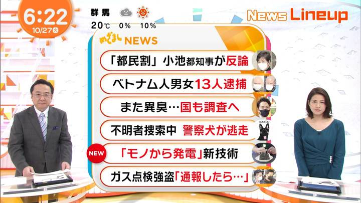 2020年10月27日永島優美の画像12枚目