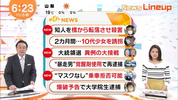 2020年11月05日永島優美の画像08枚目