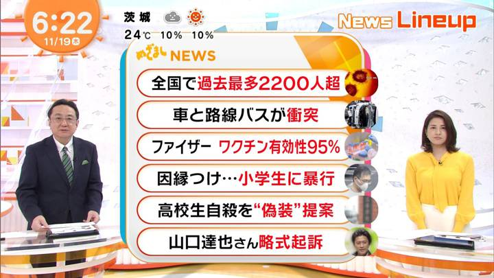2020年11月19日永島優美の画像07枚目