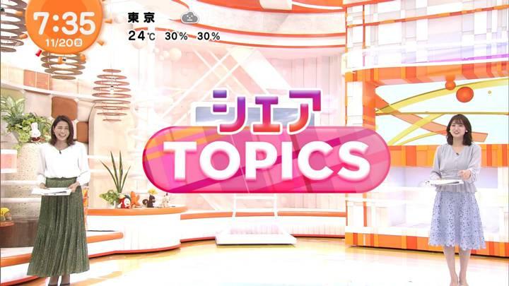 2020年11月20日永島優美の画像11枚目
