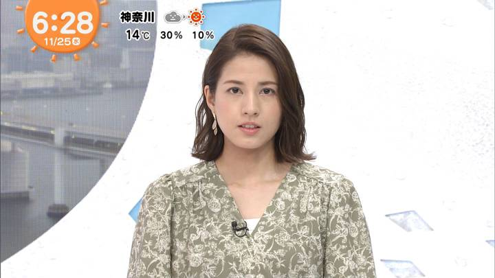 2020年11月25日永島優美の画像11枚目