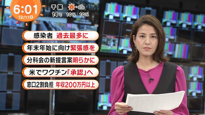 2020年12月11日永島優美の画像05枚目
