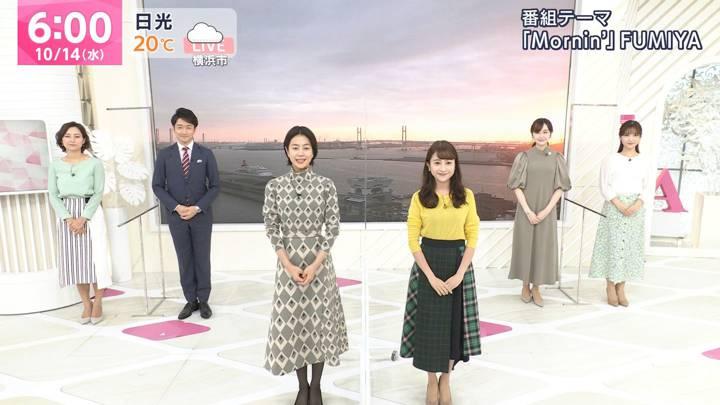 2020年10月14日野村彩也子の画像01枚目