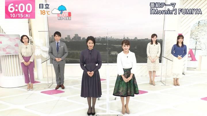 2020年10月15日野村彩也子の画像01枚目