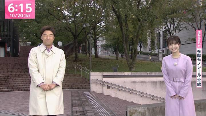 2020年10月20日野村彩也子の画像02枚目