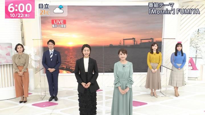 2020年10月22日野村彩也子の画像01枚目