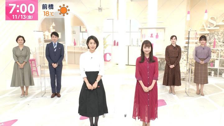 2020年11月13日野村彩也子の画像01枚目