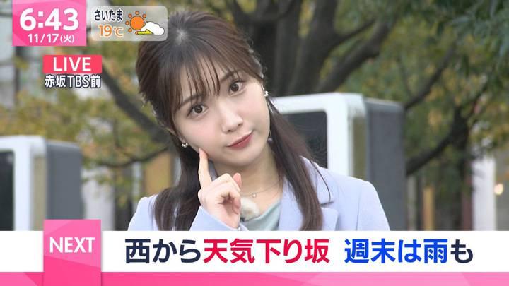 2020年11月17日野村彩也子の画像03枚目