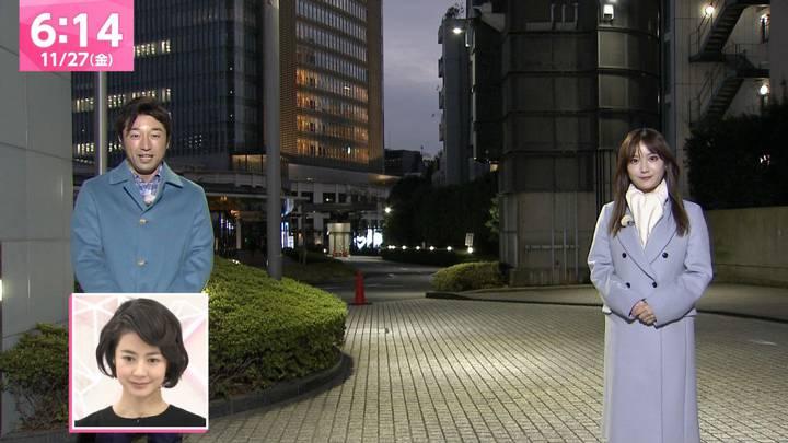 2020年11月27日野村彩也子の画像01枚目