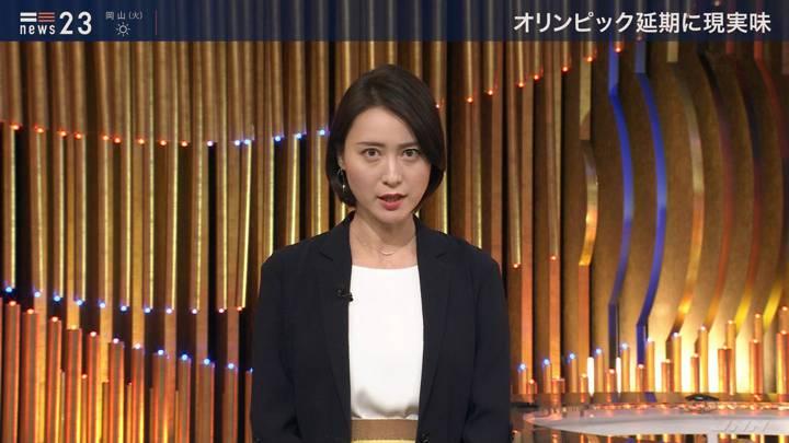 2020年03月23日小川彩佳の画像02枚目