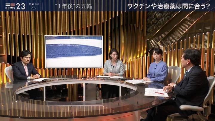 2020年03月25日小川彩佳の画像05枚目