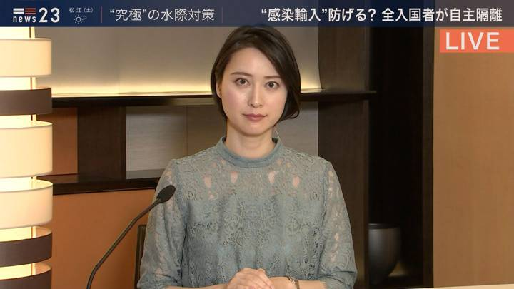 2020年04月03日小川彩佳の画像01枚目