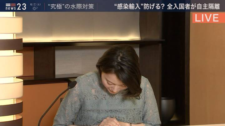 2020年04月03日小川彩佳の画像02枚目