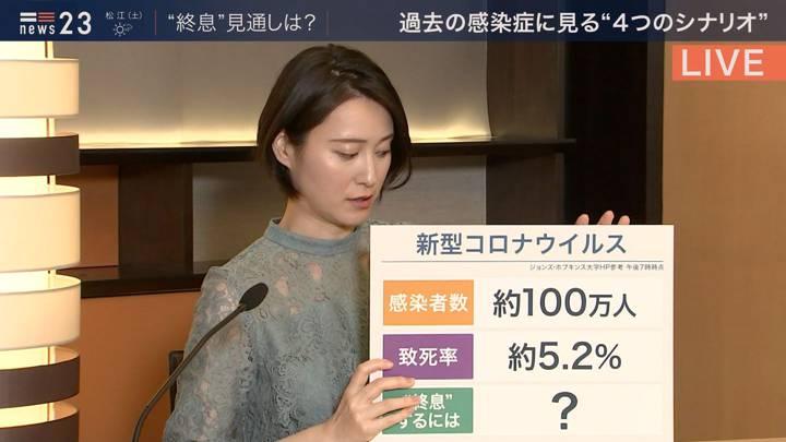 2020年04月03日小川彩佳の画像04枚目