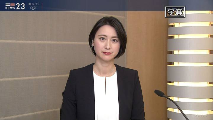 2020年04月06日小川彩佳の画像01枚目