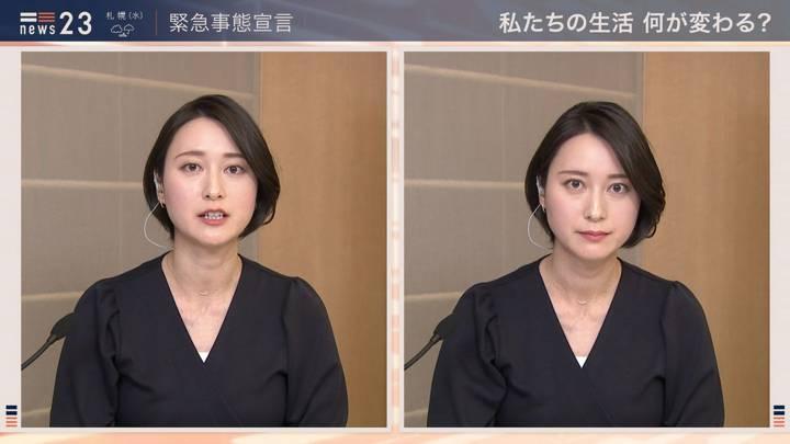 2020年04月07日小川彩佳の画像04枚目