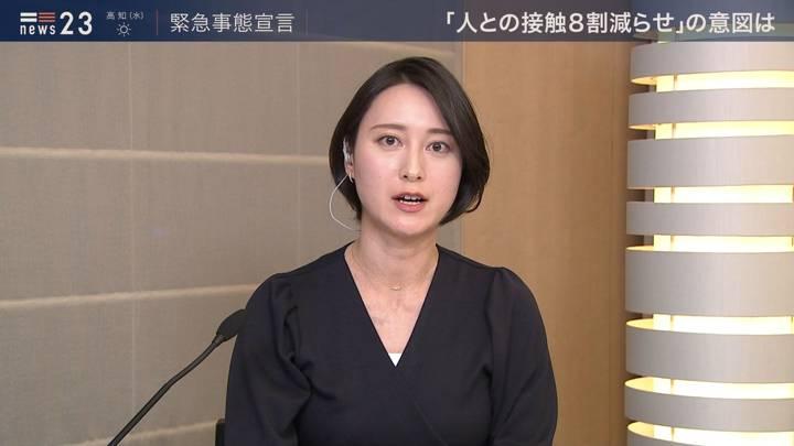2020年04月07日小川彩佳の画像06枚目