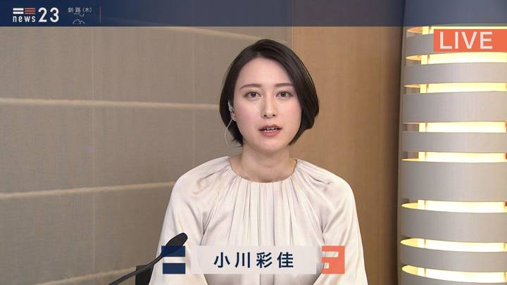 2020年04月08日小川彩佳の画像02枚目