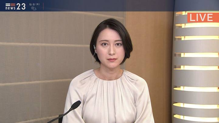 2020年04月08日小川彩佳の画像06枚目