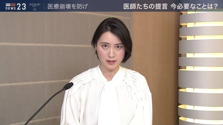 2020年04月09日小川彩佳の画像06枚目