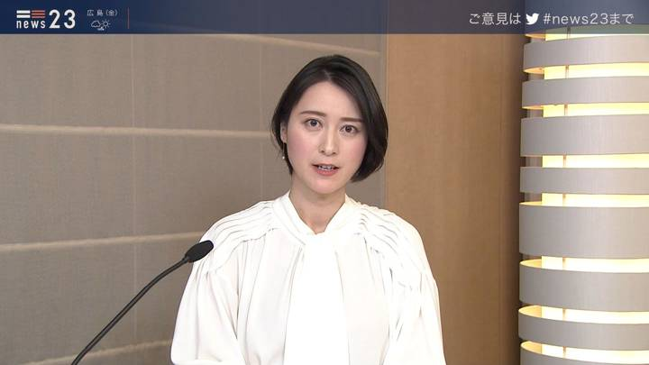 2020年04月09日小川彩佳の画像14枚目