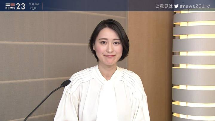 2020年04月09日小川彩佳の画像15枚目