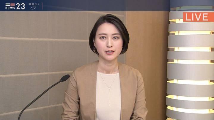 2020年04月10日小川彩佳の画像01枚目
