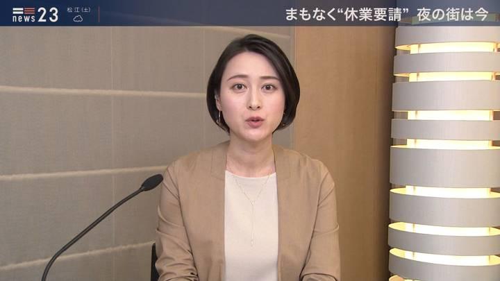 2020年04月10日小川彩佳の画像05枚目