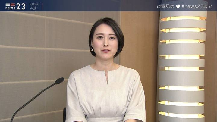 2020年04月13日小川彩佳の画像10枚目
