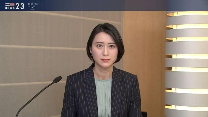 2020年04月15日小川彩佳の画像06枚目