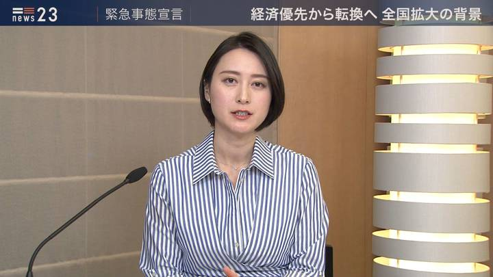 2020年04月16日小川彩佳の画像02枚目