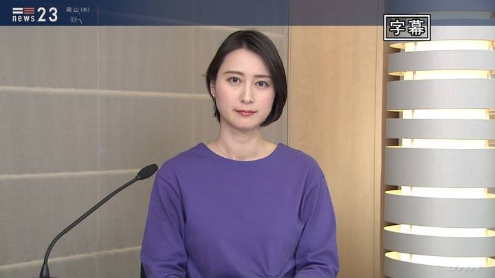 2020年04月21日小川彩佳の画像01枚目