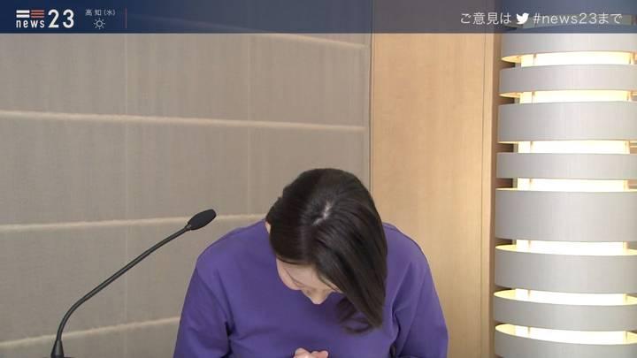 2020年04月21日小川彩佳の画像09枚目