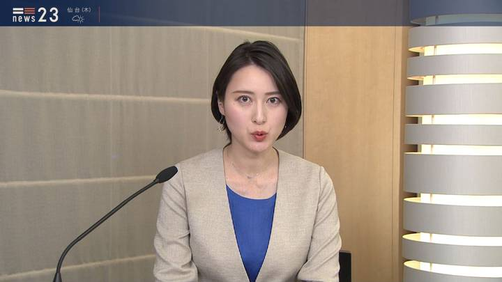2020年04月22日小川彩佳の画像03枚目
