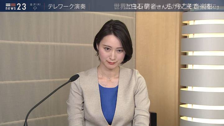 2020年04月22日小川彩佳の画像06枚目