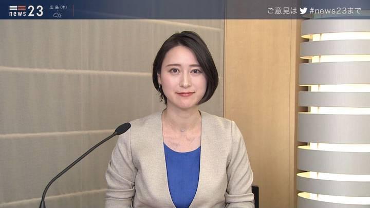 2020年04月22日小川彩佳の画像10枚目