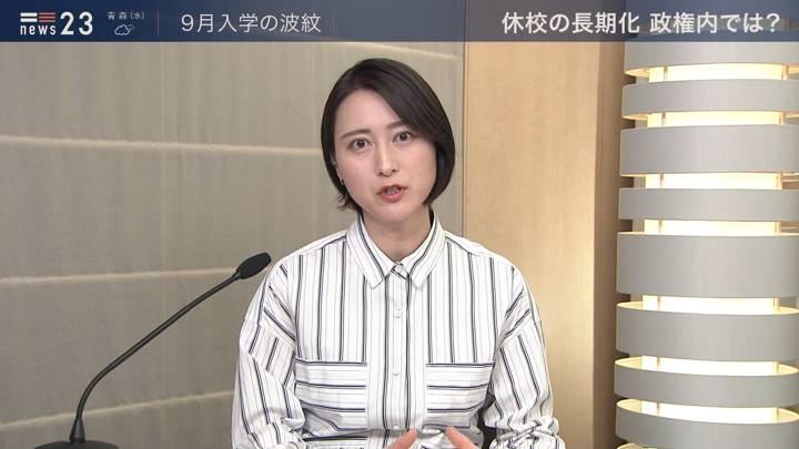 2020年04月28日小川彩佳の画像07枚目