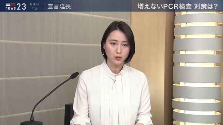 2020年05月04日小川彩佳の画像03枚目
