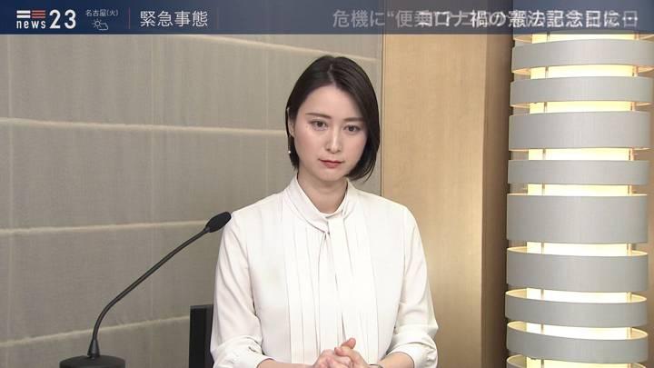 2020年05月04日小川彩佳の画像05枚目