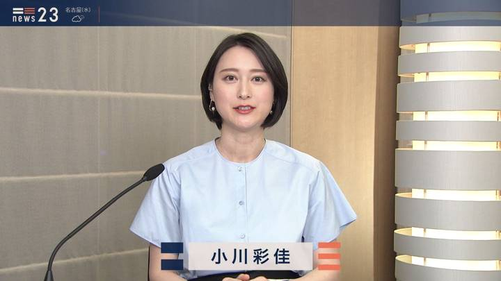 2020年05月05日小川彩佳の画像02枚目