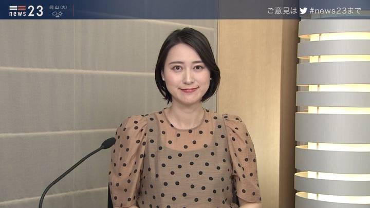 2020年05月18日小川彩佳の画像10枚目