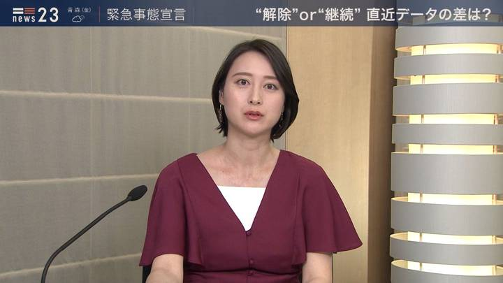 2020年05月21日小川彩佳の画像08枚目