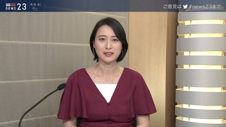 2020年05月21日小川彩佳の画像10枚目