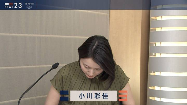 2020年06月04日小川彩佳の画像02枚目