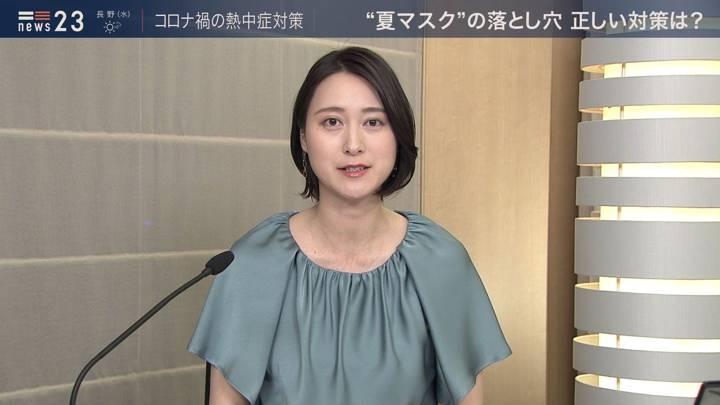 2020年06月09日小川彩佳の画像03枚目